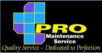 Pro-Maintenance Service